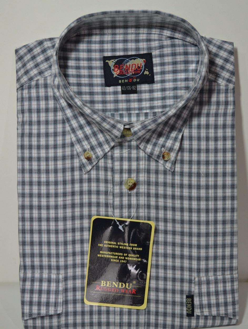 Рубашка с коротким рукавом 100% хлопок