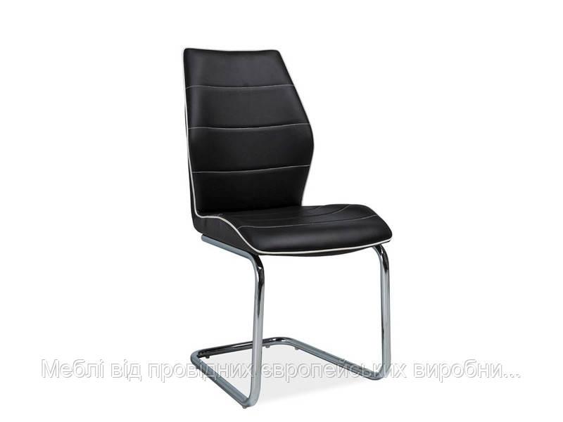 Купить кухонный стул H-331 signal (черный)