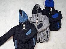 Весенние куртки для мальчиков