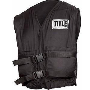 Жилет-обважнювач TITLE TB-8502 18 кг