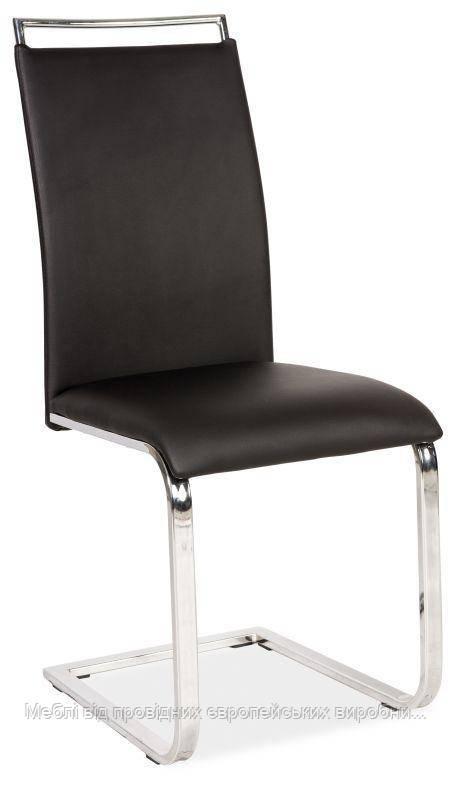 Купить кухонный стул H-334 signal (черный)