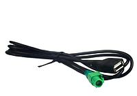 AUX USB Вход кабель проводов CD проигрыватель Aux адаптер для BMW 3 5 серии E90 E91 E92