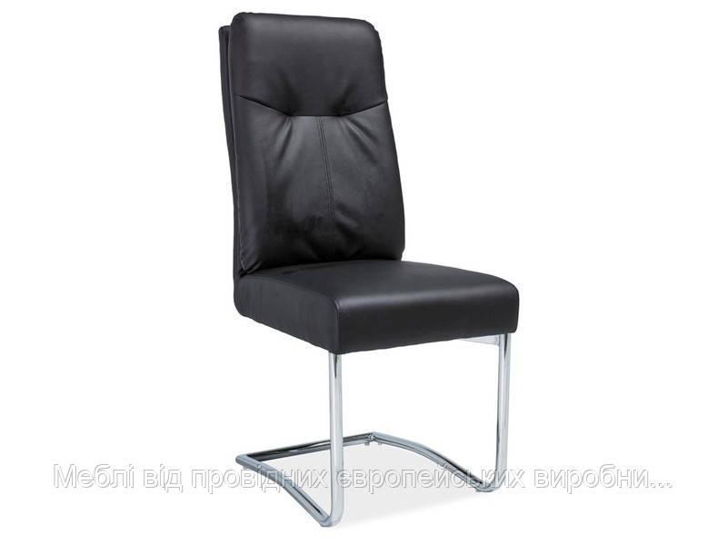 Купить кухонный стул H-340 signal (черный)