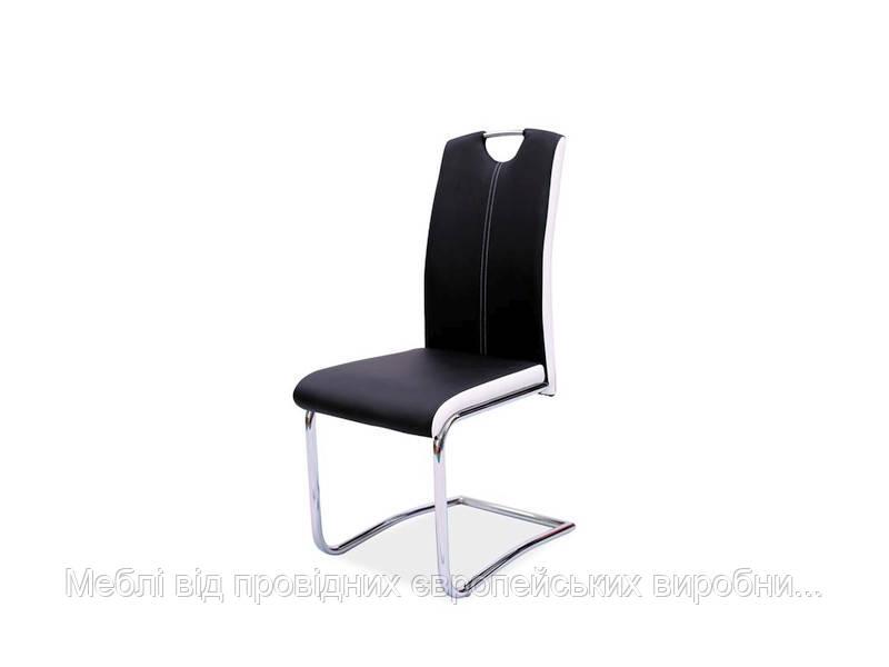 Купить кухонный стул H-341 signal (черный)