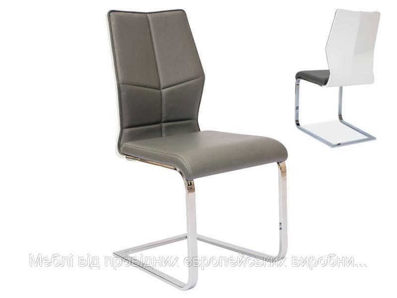Купить кухонный стул H-422 signal (серый)