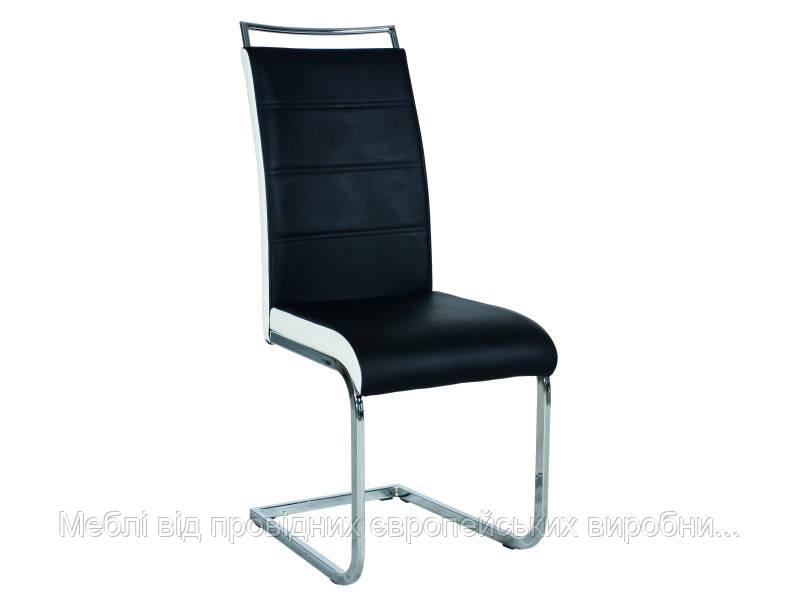 Купить кухонный стул H-441 signal (черный)