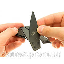 Нож-кредитка Sinclair Cardsharp, фото 2