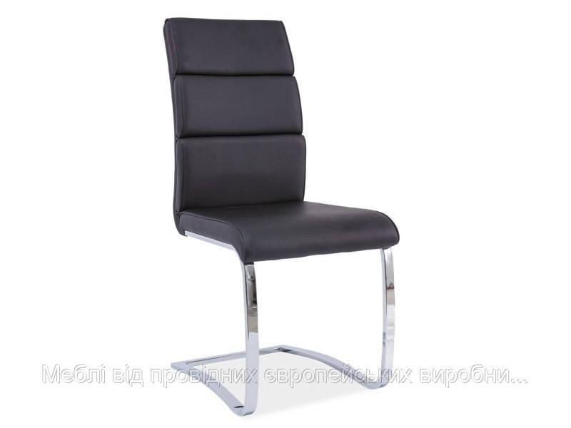 Купить кухонный стул H-456 signal (черный)