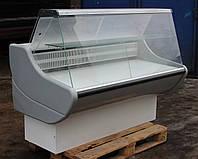 Холодильная витрина гастрономическая «Росс Rimini» 1.6 м. (Украина), хорошее состояние, Б/у, фото 1