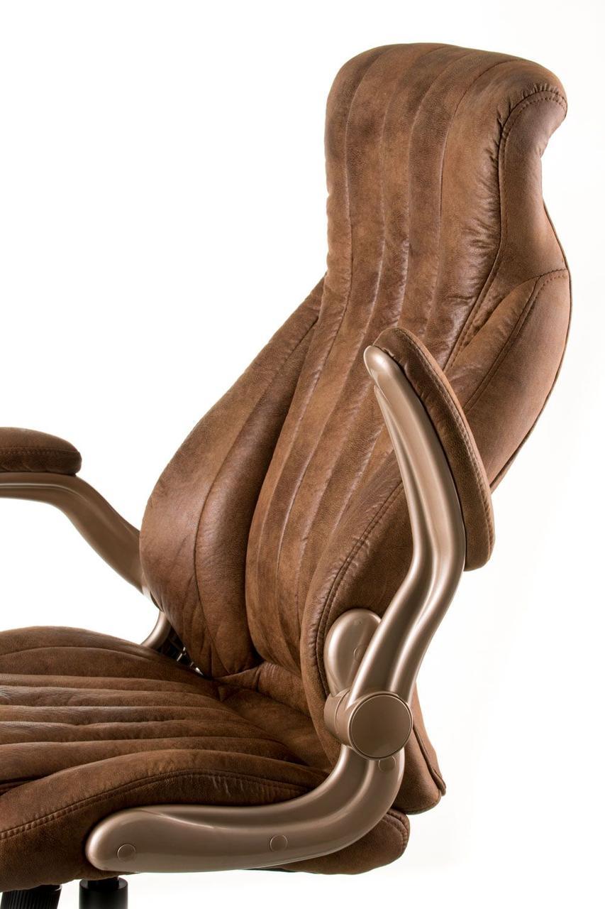 Кресло офисное Spеcial4You Conor bronzе, фото 4