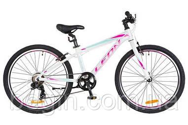 """Велосипед 24"""" Leon JUNIOR  14G  Vbr 2019"""