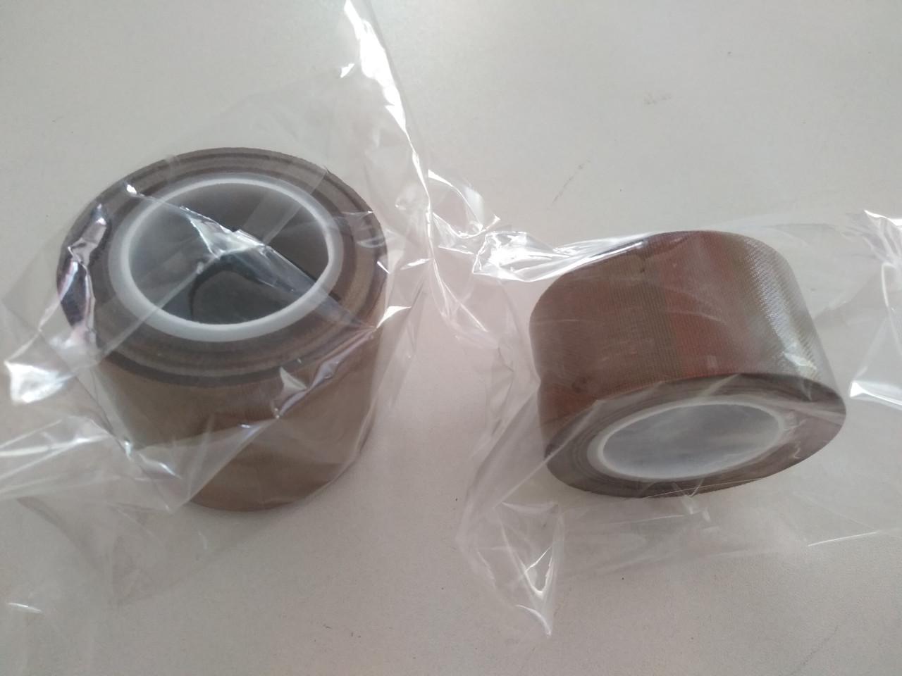 Тефлоновая лента в скотч-ролике 10 м, ширина 12 мм и другие:20 мм, 25 мм, 30 мм, 50 мм 20