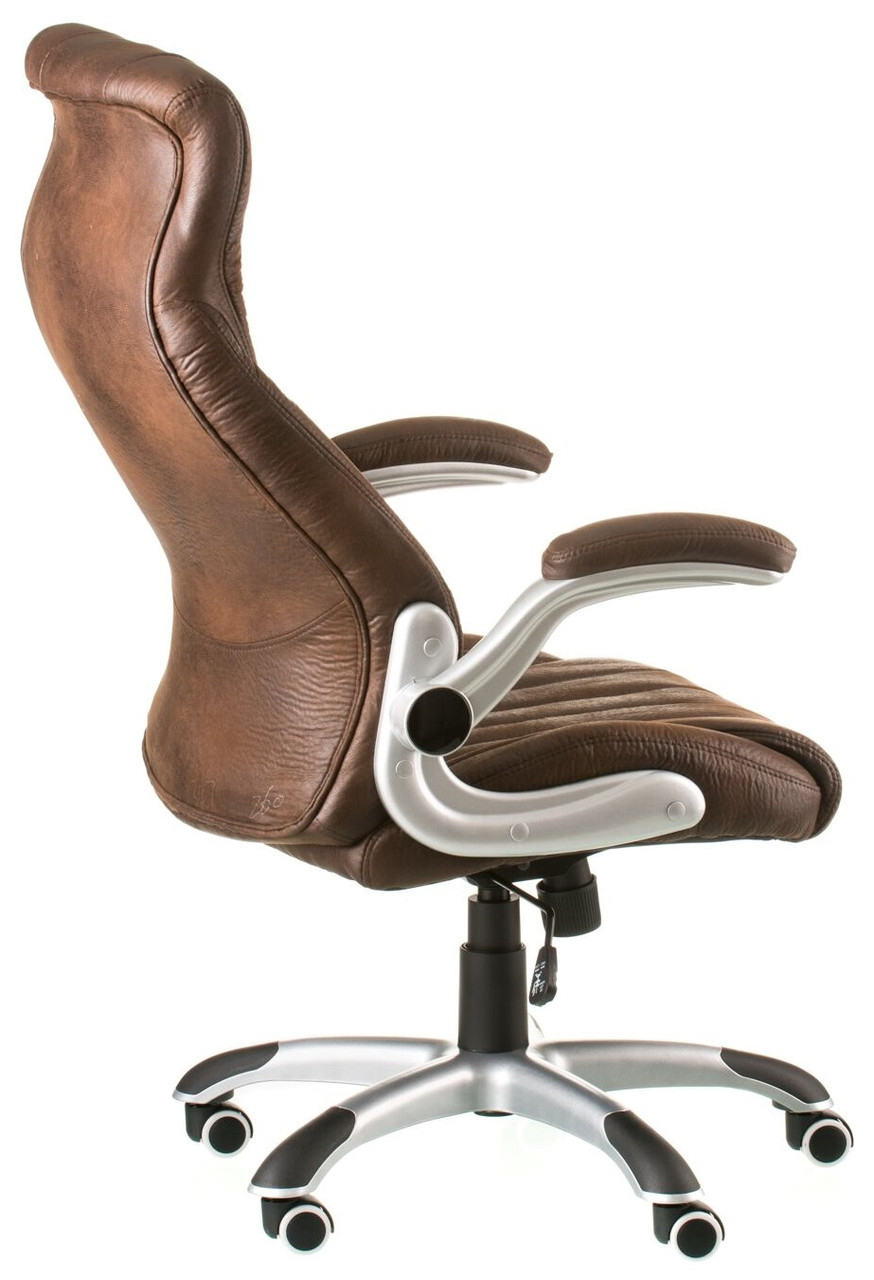 Кресло офисное Conor dark brown ТМ Spеcial4You , фото 6