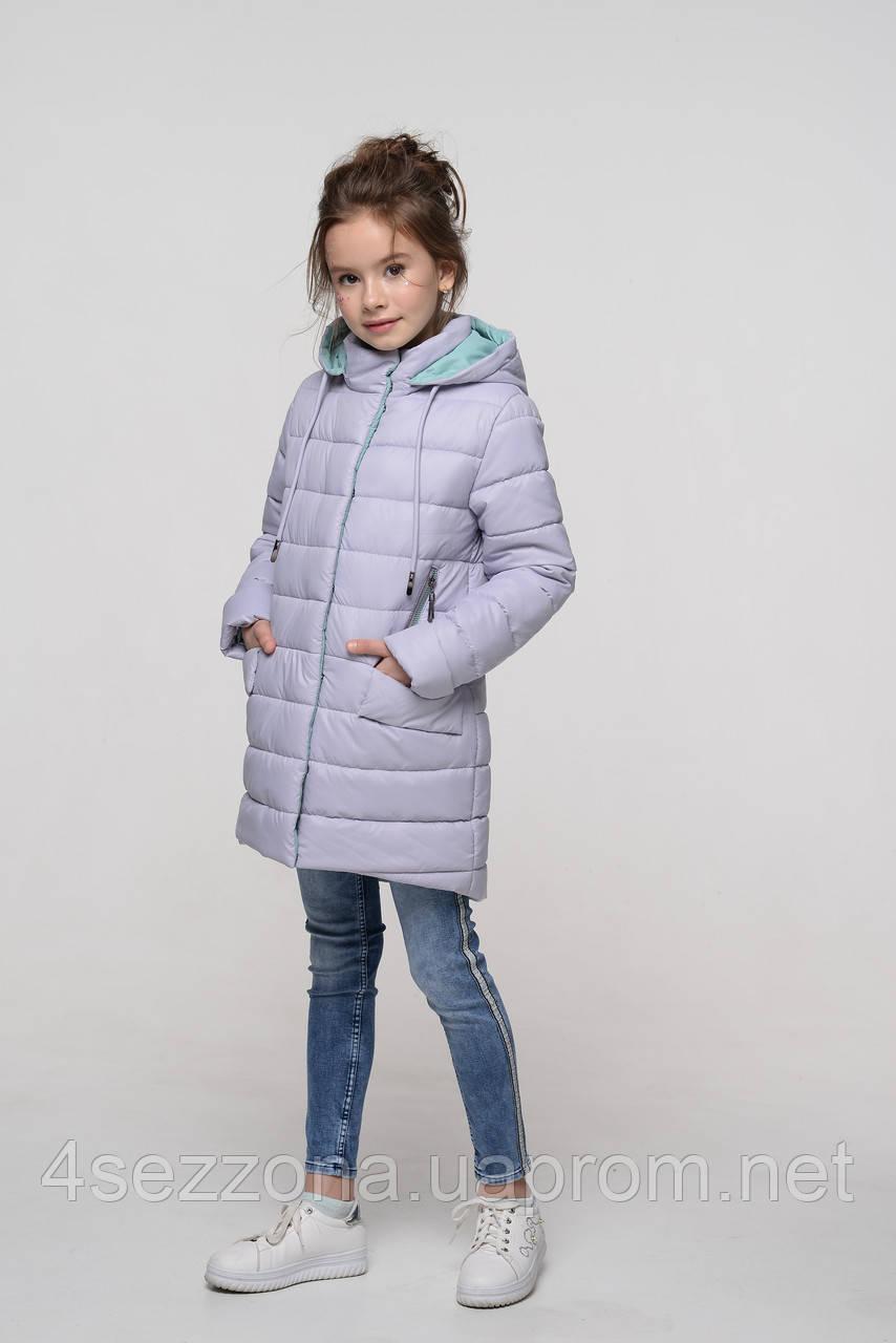 Демисезонная куртка для девочки Натти