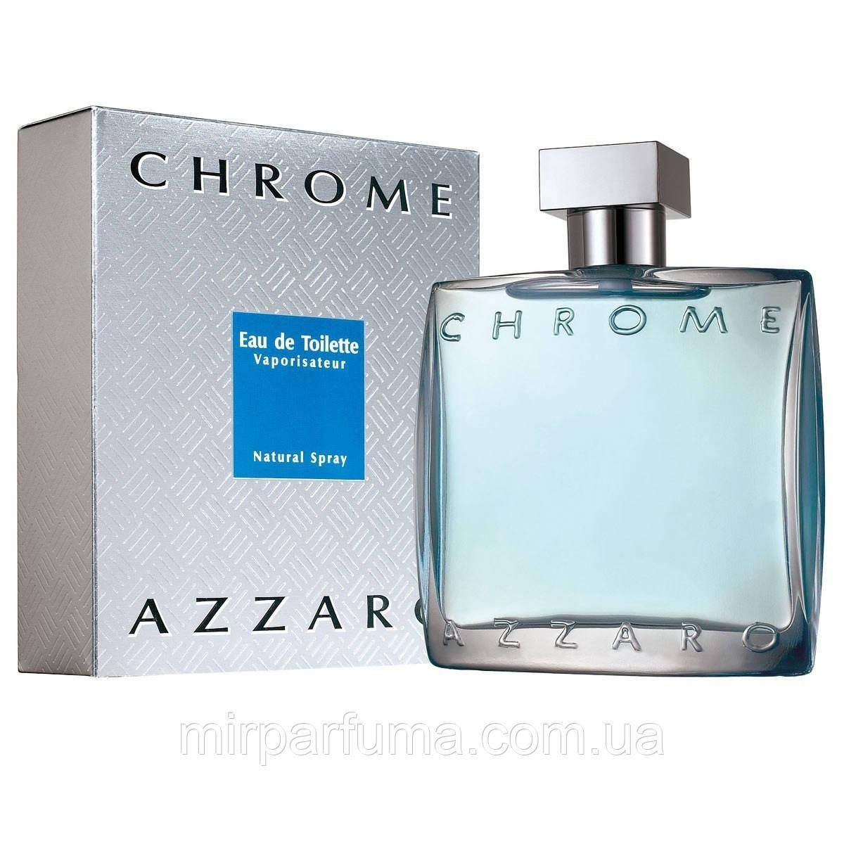 Мужская туалетная вода Azzaro Chrome 100ml