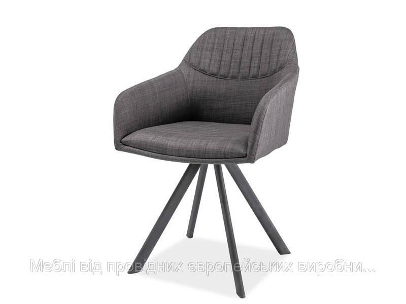 Купить кухонный стул Milton II signal (серый)