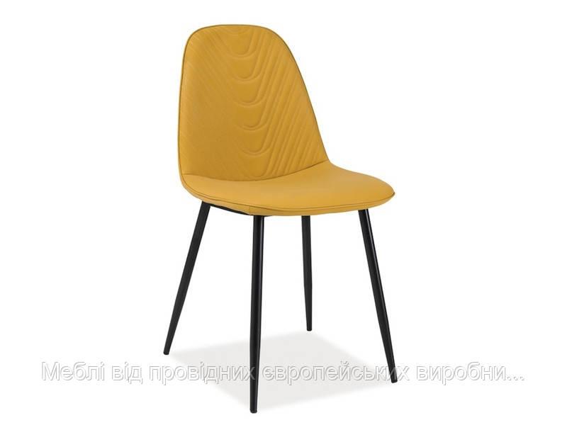 Купить кухонный стул Teo A signal (желтый)