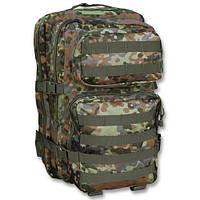 Штурмовой тактический  рюкзак Assault Pack Flecktarn 36 литров, Mil-Teс (Германия)