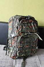 Штурмовой тактический  рюкзак Assault Pack Flecktarn 36 литров, Mil-Teс (Германия), фото 3