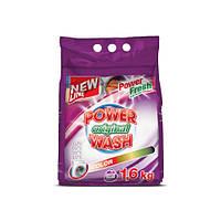 Стиральный порошок Original Color 1,6 кг Power Wash HIM-80250
