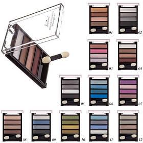 Набор теней для век Karina №C502, 4 цвета
