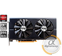 Видеокарта PCI-E ATI Sapphire RX 470 Nitro 4Gb 11256-10-20G БУ