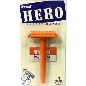 Класичний станок для гоління «Treet Hero» 01143