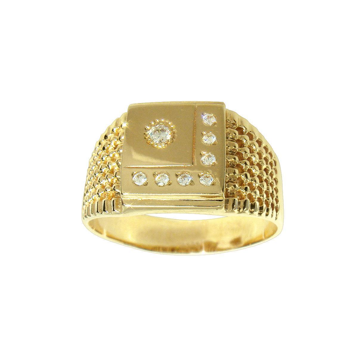 Перстень мужской (печать) 12019