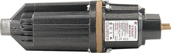 Насос погружной вибрационный Силач БВ-16-63-У5 (нижний забор воды)