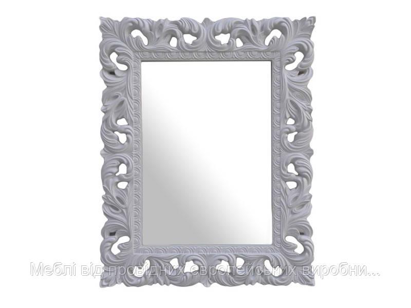 Зеркало Palazzo signal (белый лак)