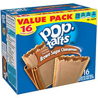 Pop Tarts Brown Sugar Cinnamon Упаковка 16