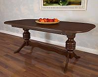 Раскладной деревянный стол Гетьман, фото 1