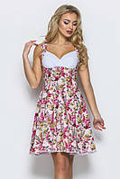 Молодежное спортивное платье хлопок в Украине. Сравнить цены cbd7bb6e7fb40