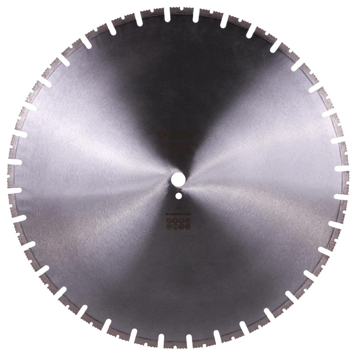 Круг алмазный отрезной ADTnS 1A1RSS/C1-W 604x4,5/3,5x12x25,4-36 F4 CLG 604/25,4 RS-Z