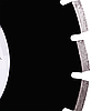 Круг алмазный отрезной Distar 1A1RSS/C1S-W 400x3,5/2,5x10x25,4-24 F4 Sprinter Plus, фото 3