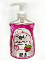 Жидкое мыло для детей Ombia  Kids Strawberry Handseife 500ml