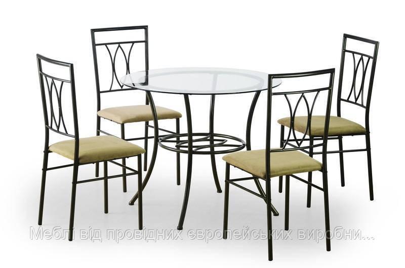 Комплект стол и кресла MERTON  Halmar