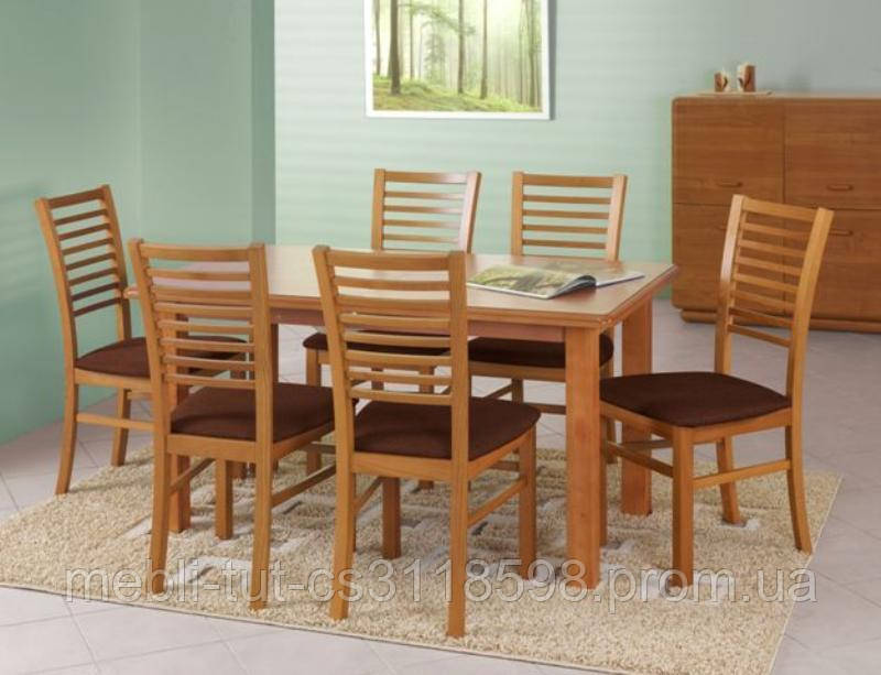Стол деревянный EMIL Halmar