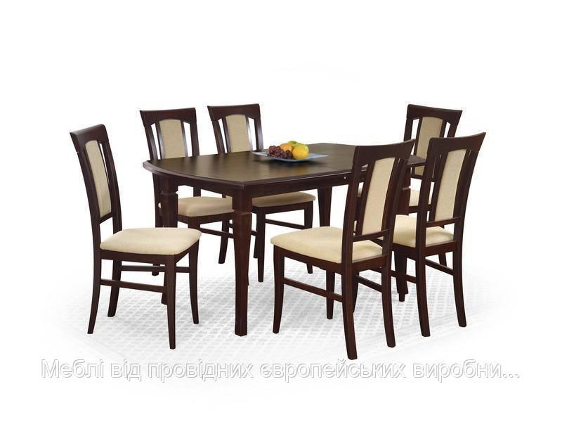 Стол деревянный FRYDERYK 160/200 Halmar