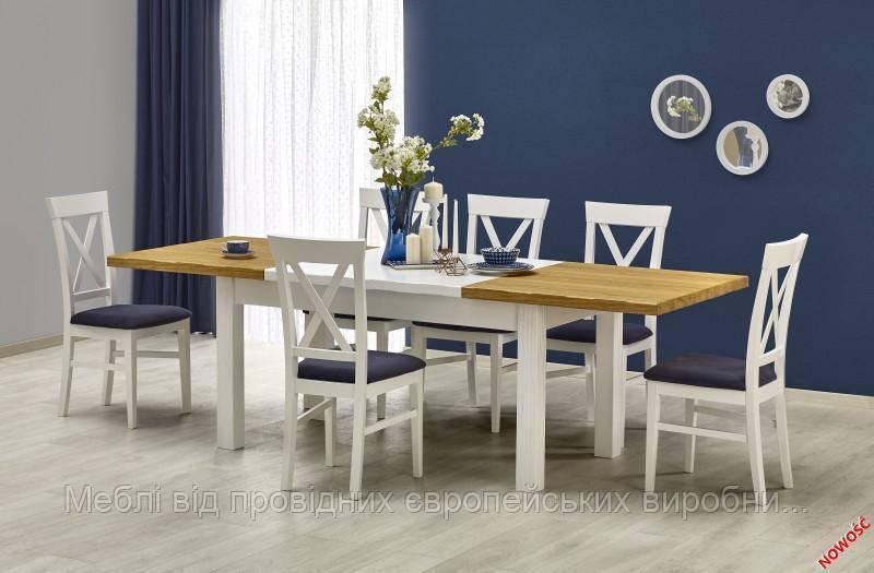 Стол деревянный LEONARDO Halmar