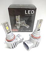 Автолампы LED V10P диод CSP Южная Корея HB4 9006 8000Лм 30Вт 12-24В, фото 1