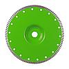 Круг алмазный отрезной Distar 1A1R Turbo 230x2,6x9x22,23/F Elite Active, фото 2