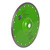 Круг алмазный отрезной Distar 1A1R Turbo 230x2,6x9x22,23/F Elite Active, фото 3