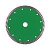 Круг алмазный отрезной Distar 1A1R Turbo 180x2,4x9x22,23 Elite, фото 2
