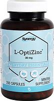 Цинк, Vitacost, Zinc, 30 мг, 200 капсул