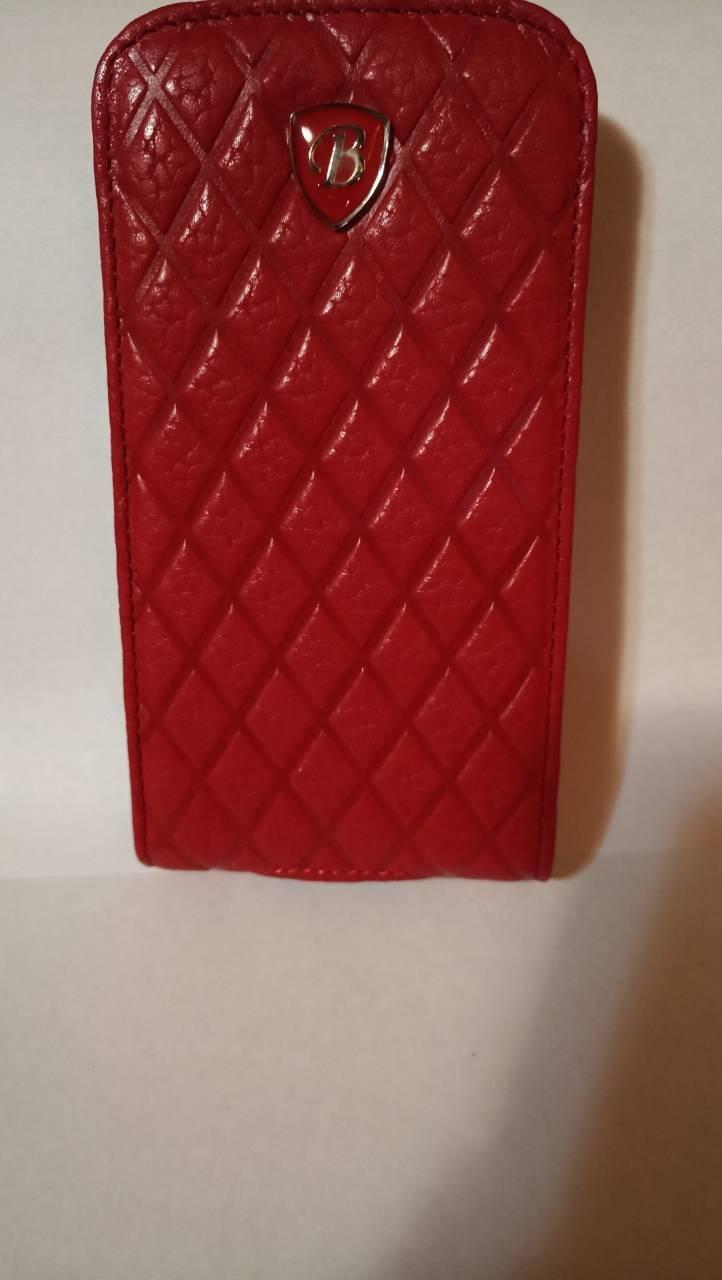 Чехол - книжка VIP V Samsung S7562   Model №77 Красный