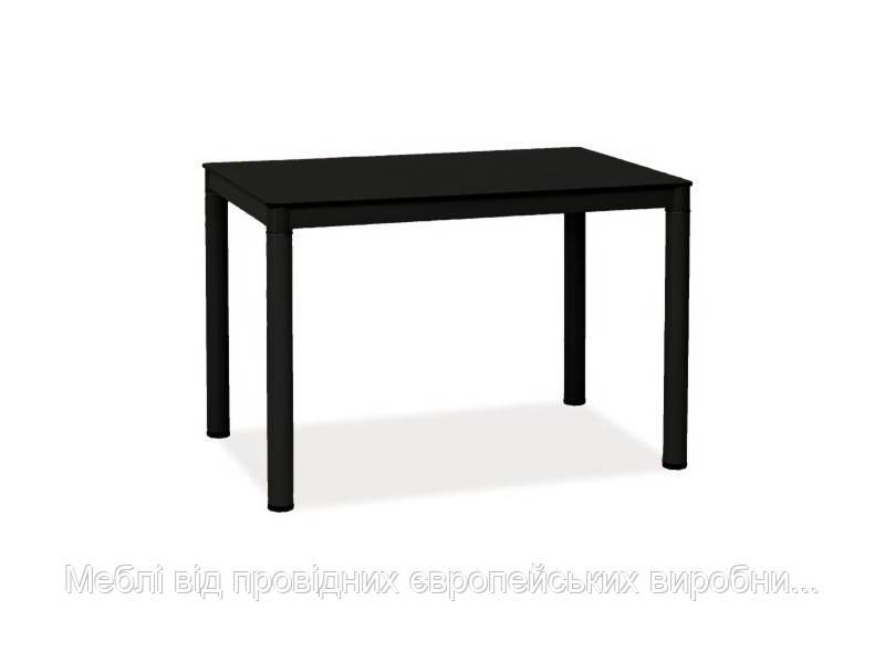 Стол Galant черный 100x60