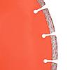 Круг алмазный отрезной Distar 1A1RSS/C3-H 350x3,5/2,5x10x32-24 Sandstone 3000, фото 3