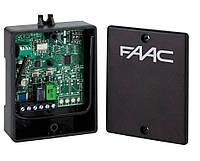 Внешний приемник FAAC 2х канальный