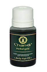 """Натуральное масло для волос """"Амла"""" Chandi, 10мл"""